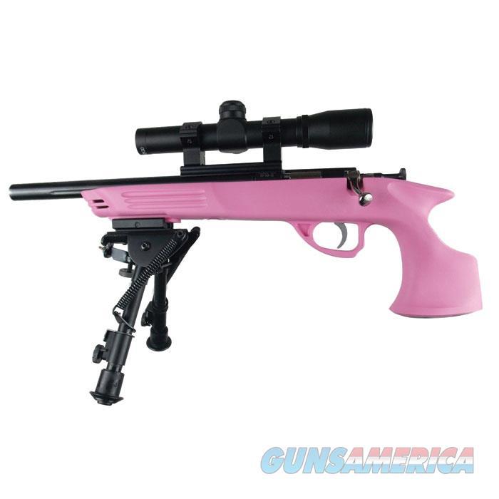 Keystone Sporting Arms Pistol Syn Pnk 22Lr W/Scp KSA694PKG  Guns > Pistols > K Misc Pistols