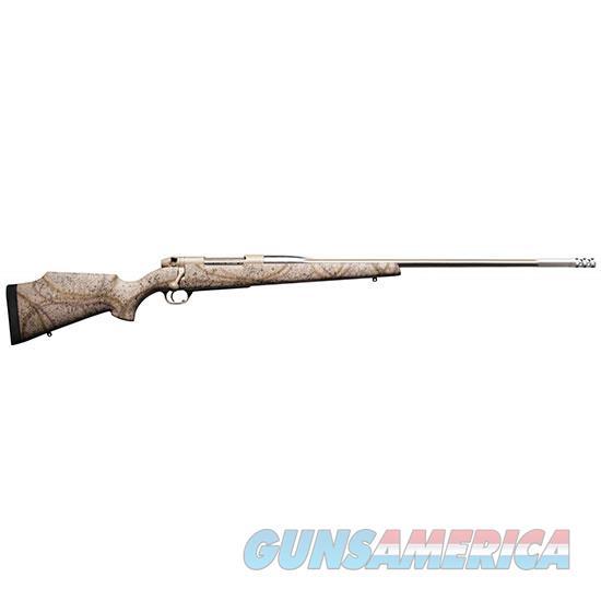 Weatherby Mkv Terramark 300Wby 26 Fltd Desert Camo #3 MATM300WR6O  Guns > Rifles > W Misc Rifles