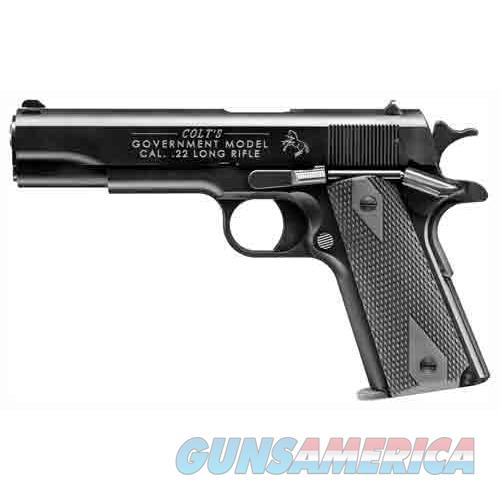 Walther Arms Colt 1911 .22Lr Pistol Government As 10-Shot Blued 517030410  Guns > Pistols > W Misc Pistols