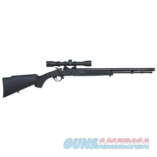 Traditions Buckstalker 50Cal 24 Blued Blk Syn 3-9X40 R5-72003540DC  Non-Guns > Black Powder Muzzleloading