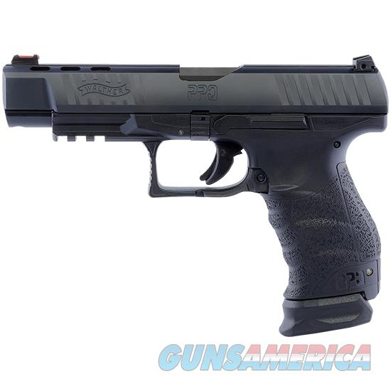 Walther Arms Ppq 9Mm 5 Ported Fofs 15Rd 17Rd 2826721  Guns > Pistols > W Misc Pistols