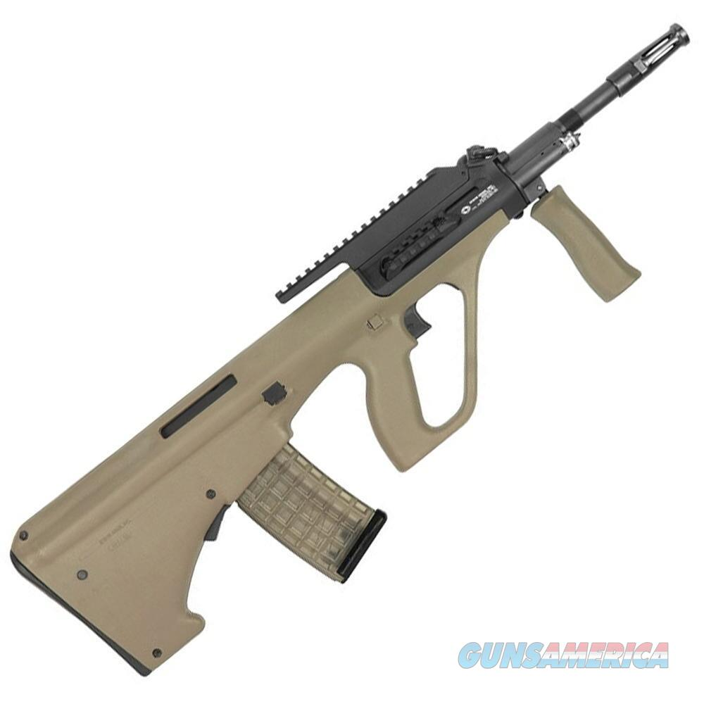 STEYR AUG A3 M1 223REM 16 MUD HIGH RAIL AUGM1MUDH  Guns > Rifles > Steyr Rifles