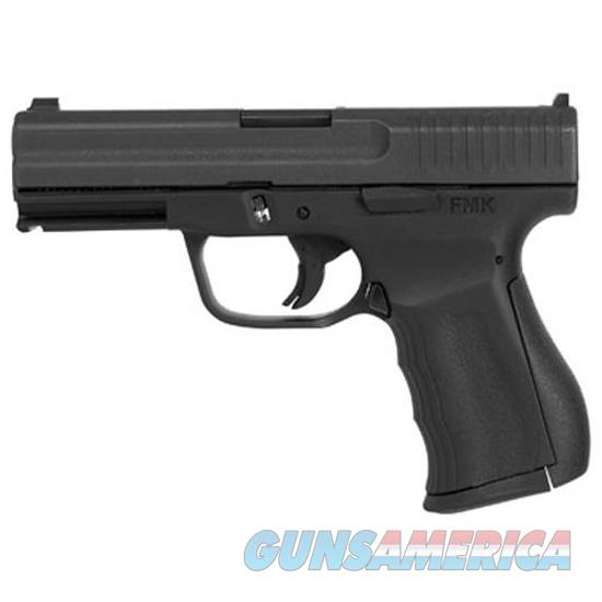 Fmk Firearms 9C1 G2 Fat 9Mm 4 Nms Blk 10Rd Comp State G9C1G2NM  Guns > Pistols > F Misc Pistols