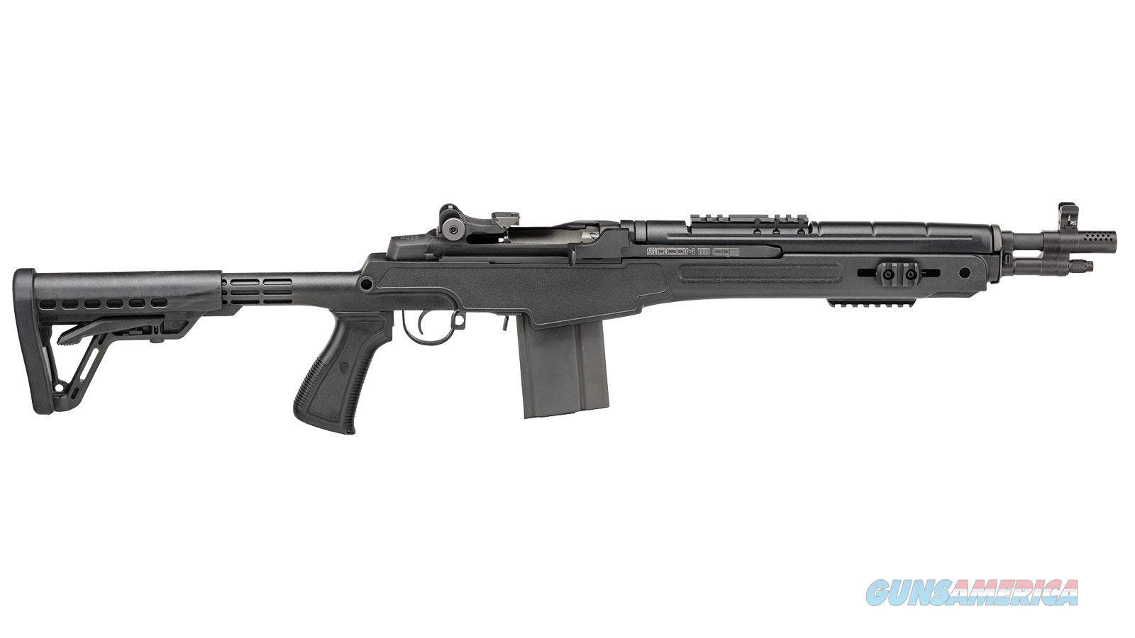 "Springfield Armory Socom 16 M1a 7.62Mm 16""  1 AA9611  Guns > Rifles > S Misc Rifles"