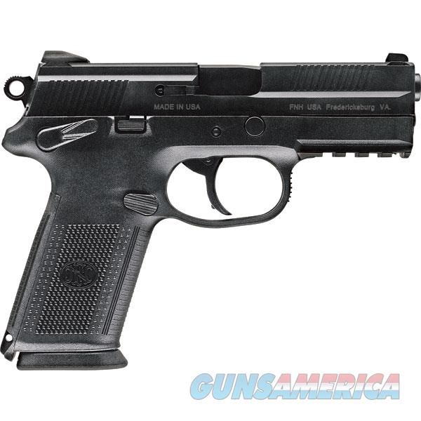 FN MANUFACTURING FNX 40 DASA MS BLK 10RD 66874  Guns > Pistols > FNH - Fabrique Nationale (FN) Pistols > FNP