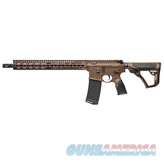 Daniel Defense Ddm4v11 300Blk 16 Mil Spec+ Brown 16191047  Guns > Rifles > D Misc Rifles