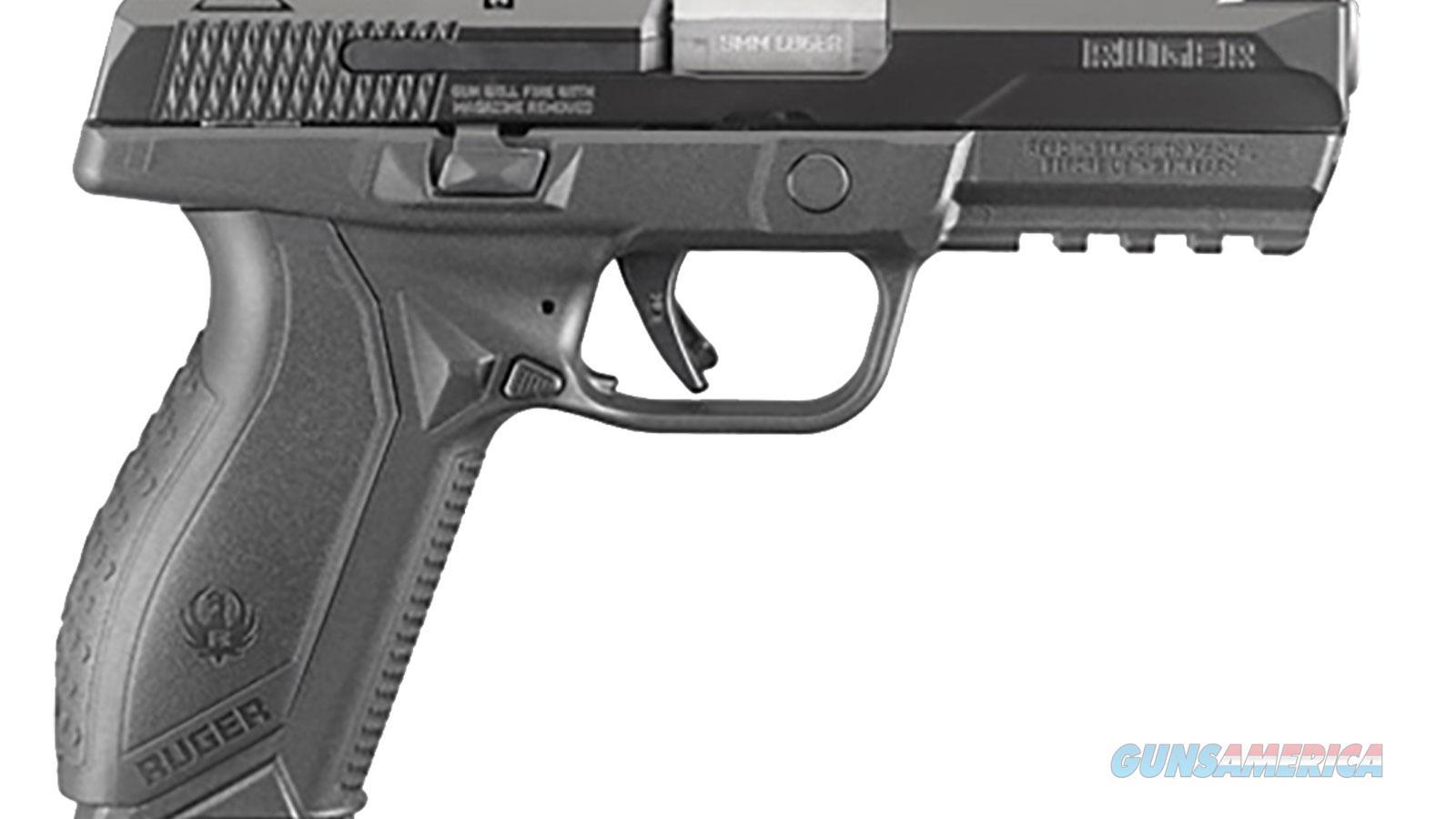 "Ruger American 45Acp 4"" 10Rd 8615  Guns > Pistols > R Misc Pistols"