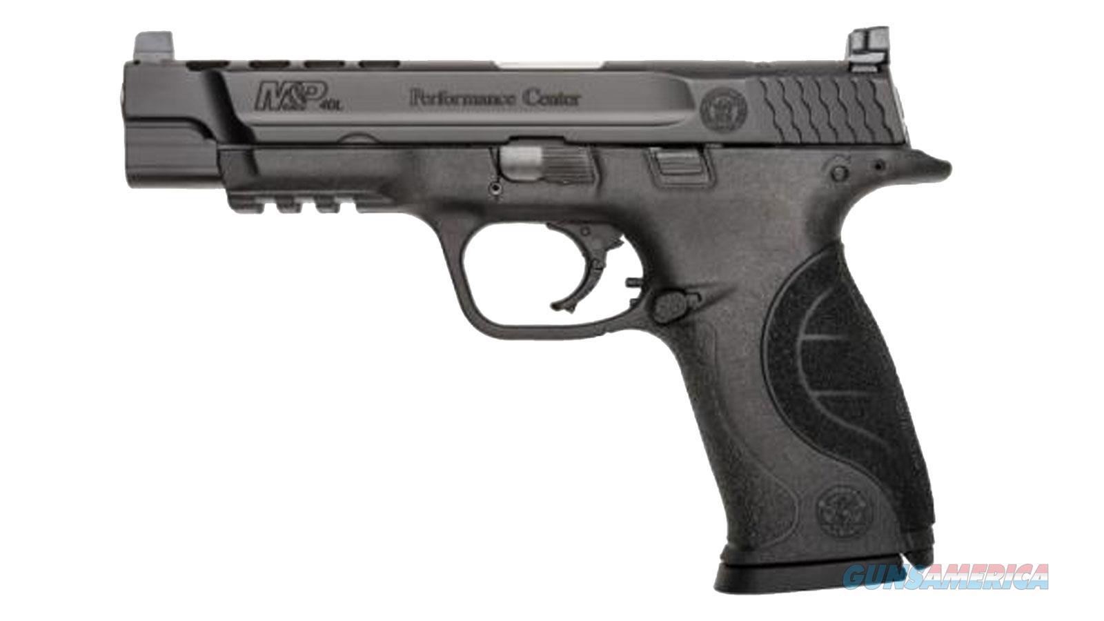"""Smith & Wesson M&P 40Sw 5"""" 15Rd Port Pc 10100  Guns > Pistols > S Misc Pistols"""