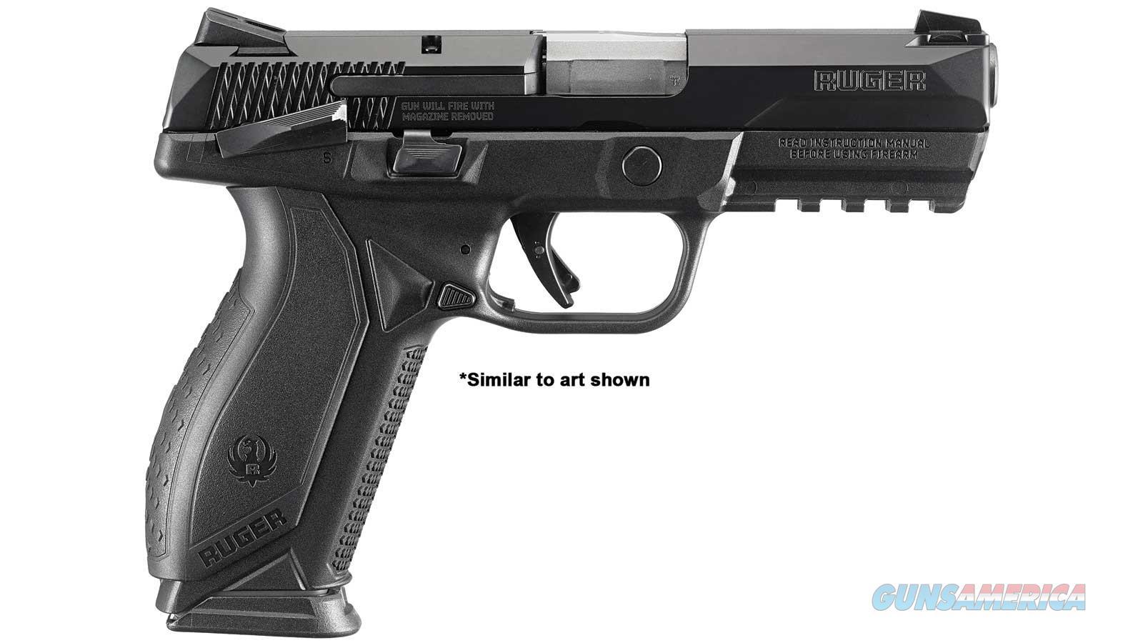 Ruger American Pistol~ 45 Auto 4.5''Bbl Black Nitride 8618  Guns > Pistols > R Misc Pistols