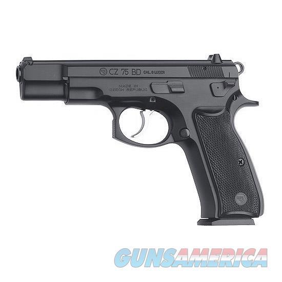 Czusa 75 Bd 9Mm Blk 10Rd Ca Compliant 01130  Guns > Pistols > C Misc Pistols