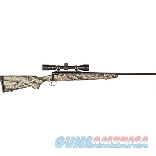 """Savage Arms Axis Xp .223 22"""" W/3-9X40 Matte/Camo Box Mag< 19243  Guns > Rifles > S Misc Rifles"""