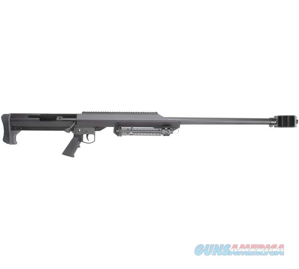 "Barrett 13303 M99 Heavy Barrel  Bolt 416 Barrett 32"" 1 Fixed Black Stk Black Hardcoat Anodized/Black Phosphate 13303  Guns > Rifles > B Misc Rifles"