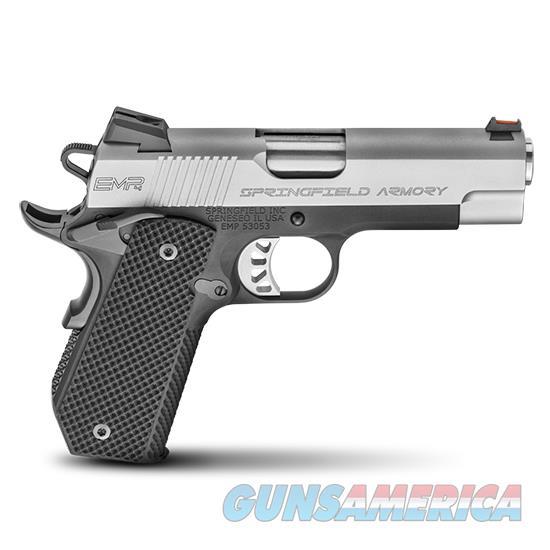 Springfield Armory 1911 Emp4 9Mm 4 Duo Tone G10 Cc Contour 9Rd PI9229L  Guns > Pistols > S Misc Pistols