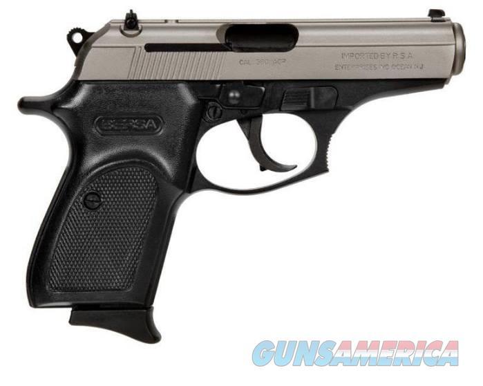 Bersa Thunder 380 380Acp Reverse Duo Tone 8Rd T380RDT8  Guns > Pistols > Bersa Pistols