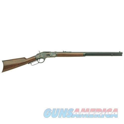 "Taylors And Company 200F 1873 Sporting Lever 357 Mag 20"" 10+1 Walnut Stk Blued Barrel/Case Hardened Receiver 200F  Guns > Rifles > TU Misc Rifles"