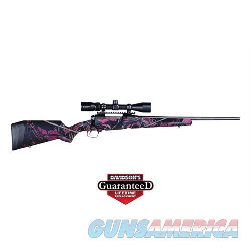 Savage Arms Apex Muddygrl Xp 22 243 Vortex Cfii 3-9X40 57336  Guns > Rifles > S Misc Rifles