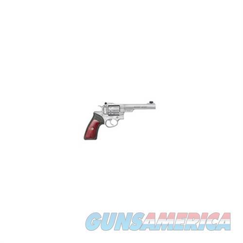 Ruger Da Revolver Gp100~ Standard 22 Lr 5.5''Bbl Satin Ss 1757  Guns > Pistols > R Misc Pistols