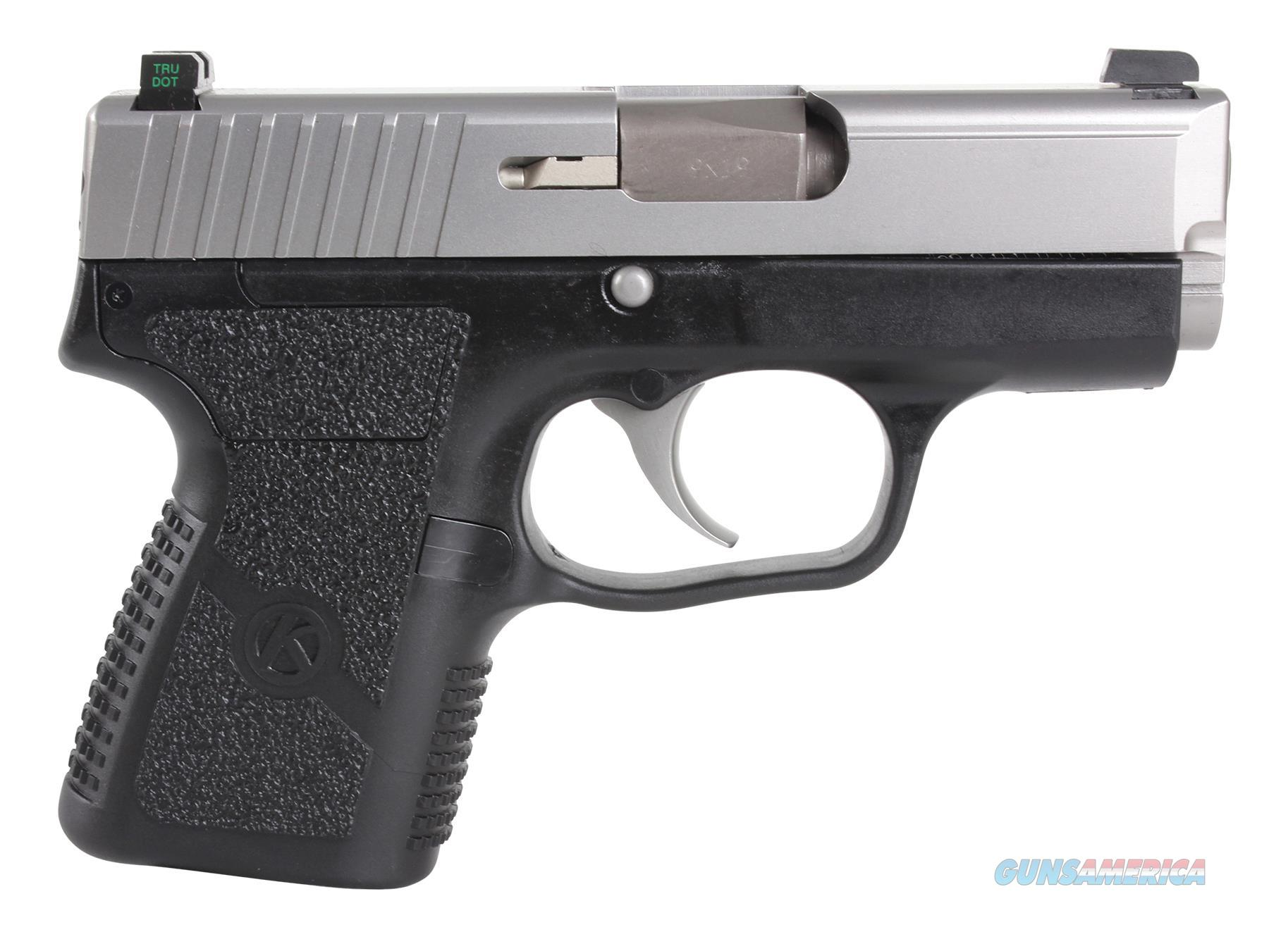 "Kahr Arms Pm9093n Pm9 Dao 9Mm 3"" 6+1/7+1 Ns Poly Grip Black Poly Frame /Ss PM9093NA  Guns > Pistols > K Misc Pistols"