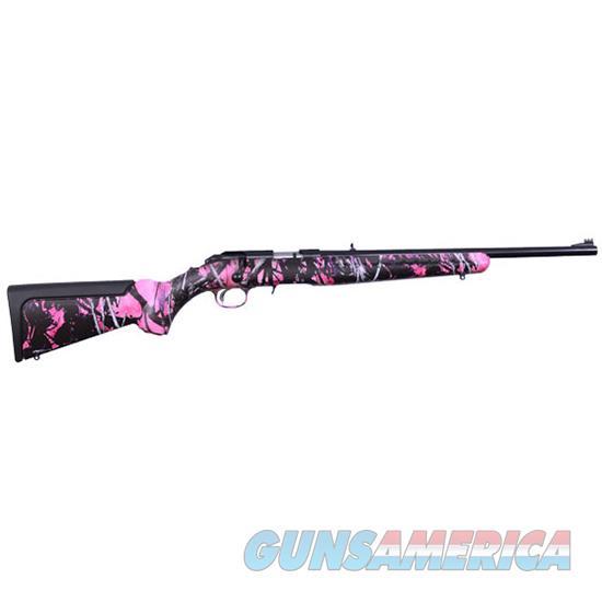 "Ruger American Compact .22Lr 10-Sh 18"" Muddy Girl (Talo) RUG 8332  Guns > Rifles > TU Misc Rifles"