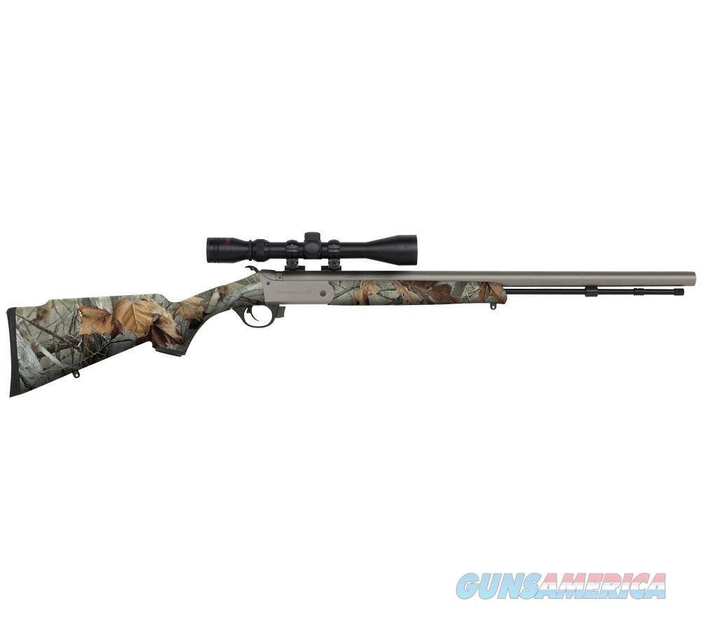 "Traditions Buckstalker Muzzleloader Package Synthetic G2 Vista Camo .50Cal 24""Cerakote R5-72103547DC  Guns > Rifles > TU Misc Rifles"