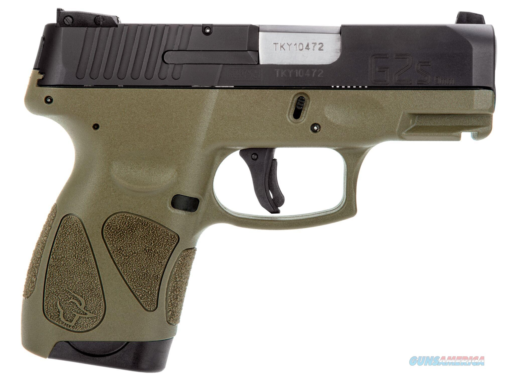 "G2s 9Mm Blk/Odg 3.2"" 7+1 1-G2S931O  Guns > Pistols > TU Misc Pistols"