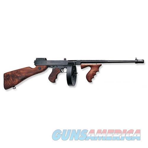 Auto Ordnance / Thompson 1927A1 .45Acp Carbine W/100 Round Drum & 20Rnd. Mag. T1100D  Guns > Rifles > A Misc Rifles