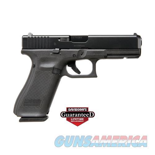 Glock 17 G5 Usa 9Mm Pst 10Rd Fs UA1750201  Guns > Pistols > G Misc Pistols