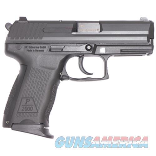 Heckler & Koch P2000 9Mm Blue 2 10Rd Decocker Ca Legal 709203-A5  Guns > Pistols > H Misc Pistols