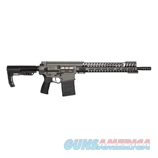 Patriot Ord Factory G4 P308 308Win 16.5 Mlok Mrr Rail Tungsten 01210  Guns > Rifles > PQ Misc Rifles