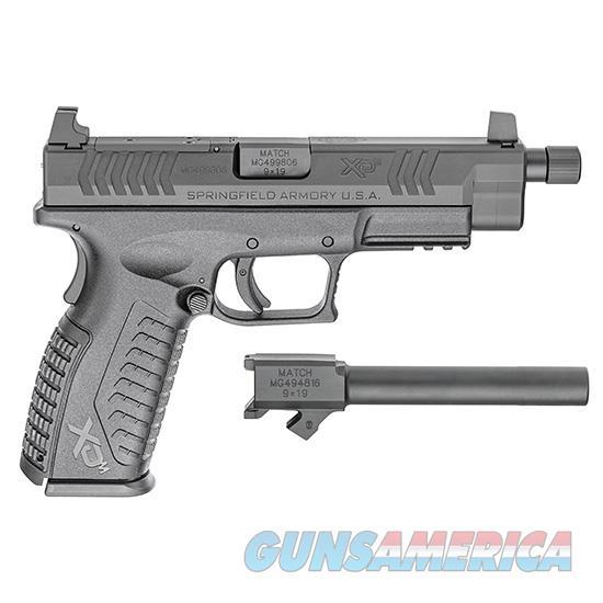 Springfield Armory Xdm Osp 9Mm 4.5 Thrd Suppress Sight 10Rd XDMT9459BOSP  Guns > Pistols > S Misc Pistols