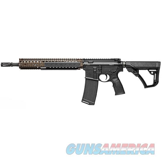 Daniel Defense Dd M4a1 Rifle 5.56Mm 14.5In 30Rd Black Fde 02-088-06027-011 02-088-06027-011  Guns > Rifles > D Misc Rifles