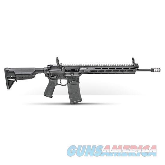Springfield Armory Saint Edge 223Rem 16 Blk Std Mid Length STE916556B  Guns > Rifles > S Misc Rifles