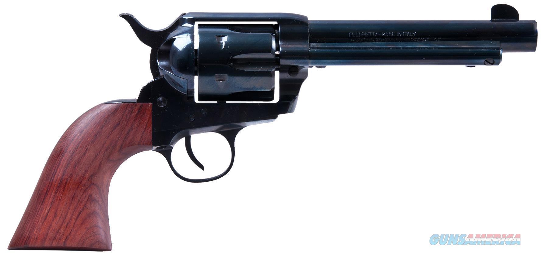 "Heritage Mfg Rr357b4 Rough Rider Big Bore Single 357 Magnum 4.75"" 6 Cocobolo Blued RR357B4  Guns > Pistols > Heritage"