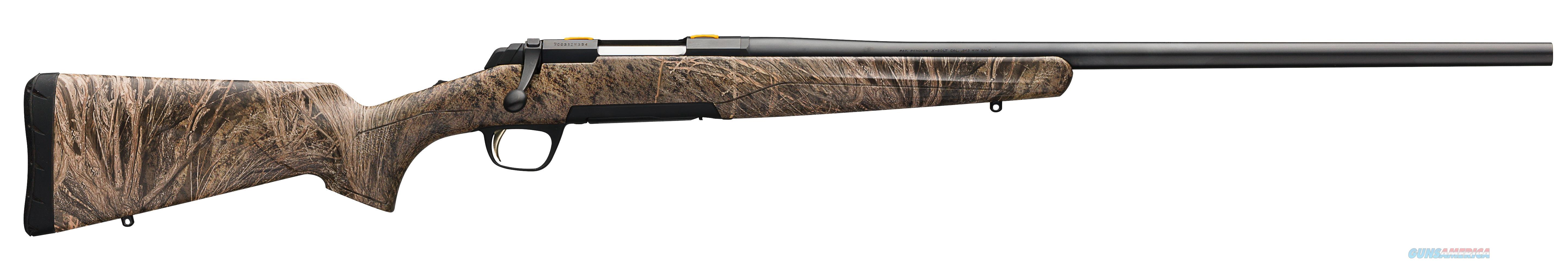 BROWNING XBOLT VARMINT STALKE 223REM MOBR NS DURA TOUC 035334208  Guns > Rifles > Browning Rifles > Bolt Action > Hunting > Blue