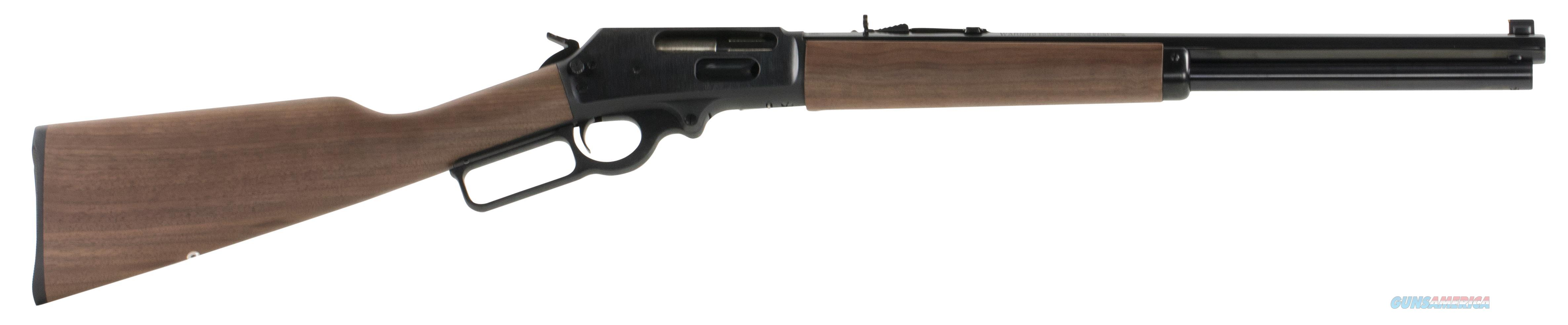 "Marlin 70458 1895 Cba Lever 45-70 Government 18.5"" 6+1 Black Walnut Stk Blued 70458  Guns > Rifles > MN Misc Rifles"