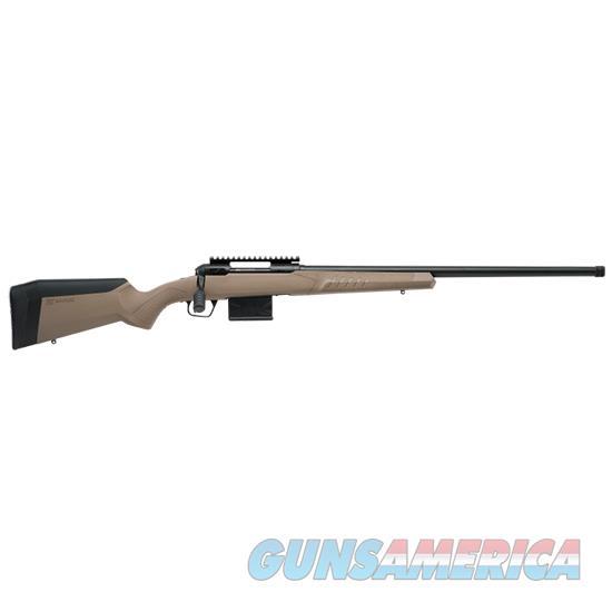Savage Arms 110 Tactical Desert 6.5Creed 24 5/8-24 57008  Guns > Rifles > S Misc Rifles