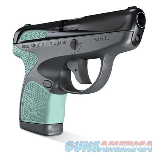 "Taurus Spectrum 380 Blk/Gry 2.8"" Mnt 1007031216  Guns > Pistols > TU Misc Pistols"