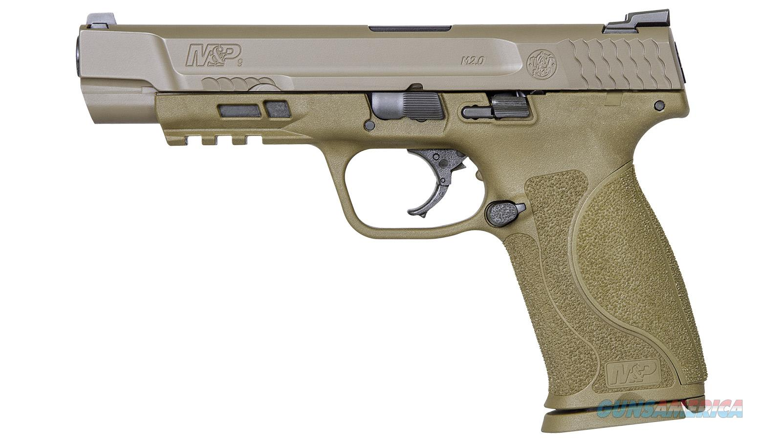 "Smith & Wesson M&P M2.0 9Mm 5"" 17Rd 11989  Guns > Pistols > S Misc Pistols"