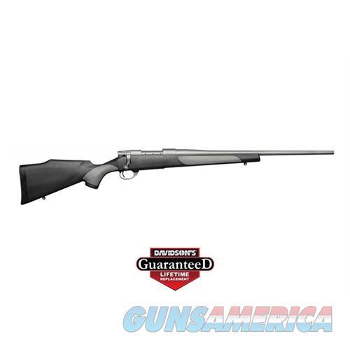 "Weatherby Vtg256rr4o Vanguard Weatherguard Bolt 25-06 Remington 24"" 5+1 Synthetic Black/Gray Stk Gray Cerakote VTG256RR4O  Guns > Rifles > W Misc Rifles"