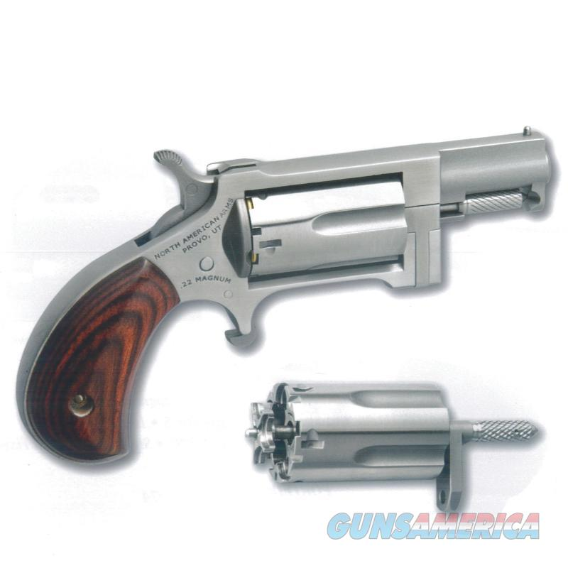 North American Arms 22Wmr/22Lr Sidewinder Conv NAA-SWC  Guns > Pistols > North American Arms Pistols