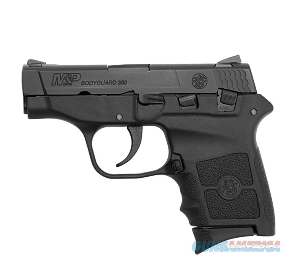 Smith & Wesson Bodyguard 380 380Acp Ts Thumb Safety No Laser 109381  Guns > Pistols > S Misc Pistols