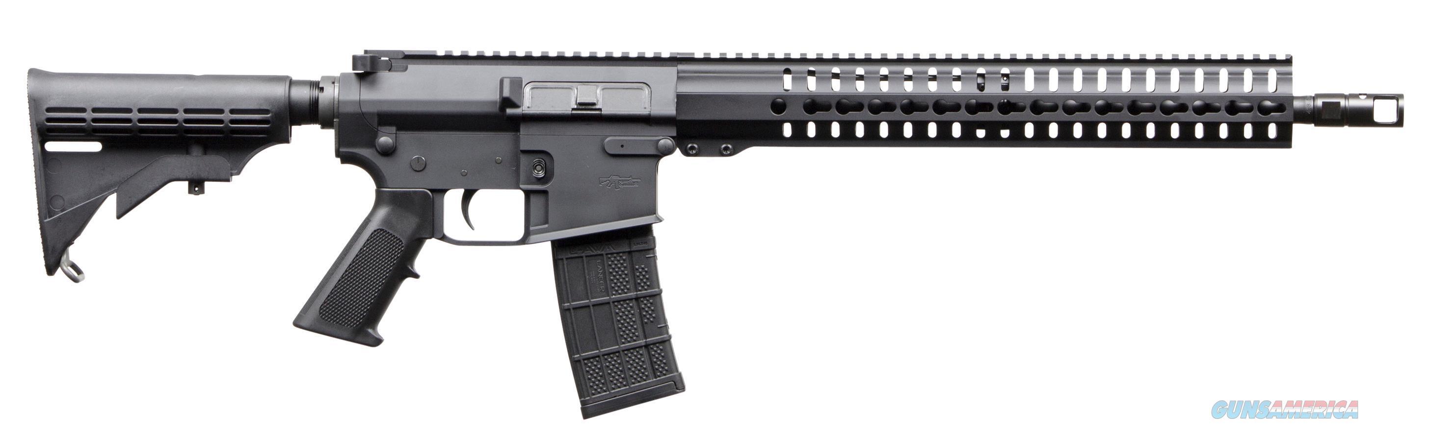 "Cmmg 48A7aaa Mkw-15 Xbe2 Semi-Automatic 458 Socom 16.1"" 30+1 6-Position Blk Stk 48A7AAA  Guns > Rifles > C Misc Rifles"