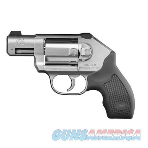 Kimber K6s 357Mag Ss Revolver KIM3400010  Guns > Pistols > K Misc Pistols