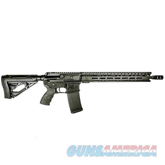 Diamondback Firearms Db15 223Rem 5.56 15 M-Lok Rail Black DB15EMLB  Guns > Rifles > D Misc Rifles