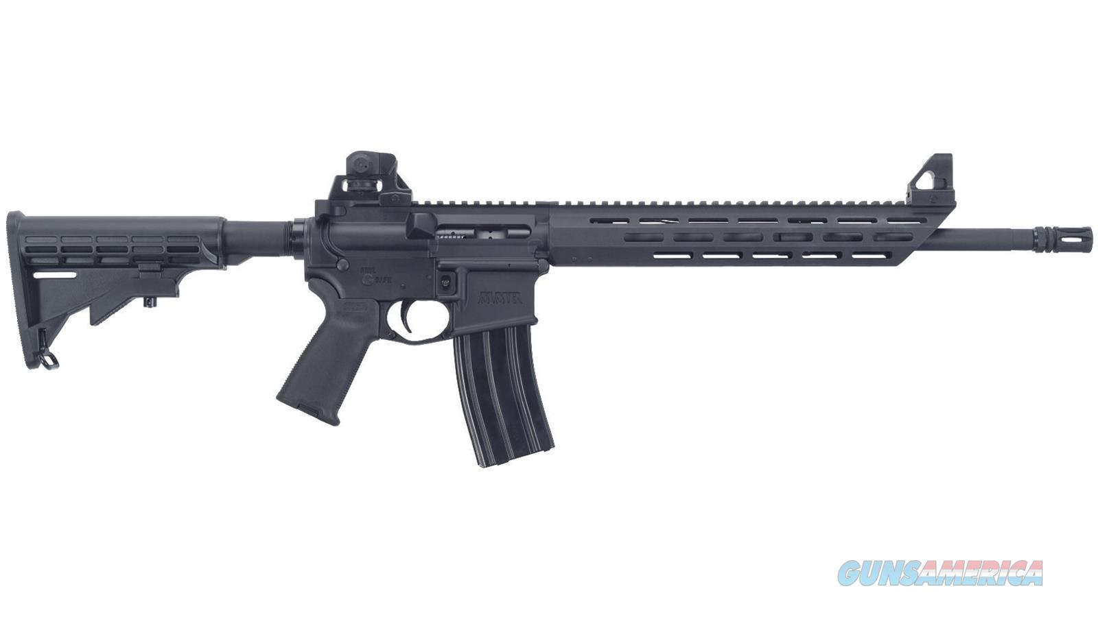 "Mossberg 65074 Mmr Carbine Semi-Automatic 223 Rem/5.56 Nato 16.2"" 30+1 6-Position Black Stk Black 65074  Guns > Rifles > MN Misc Rifles"