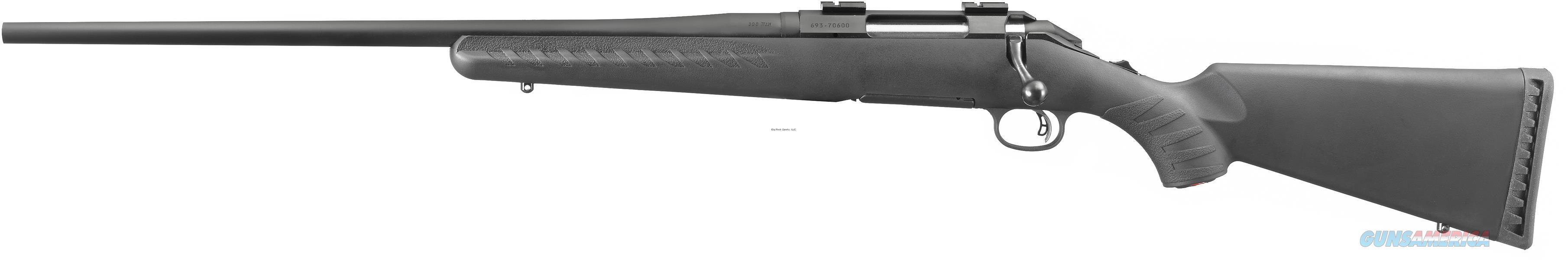 "American 308Win Bl/Sy 22"" Lh # 6917  Guns > Rifles > R Misc Rifles"
