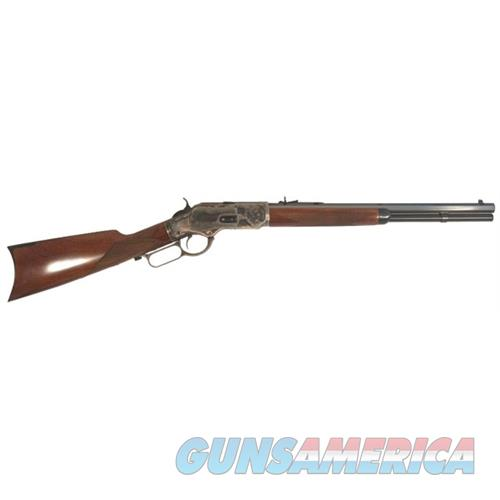 "Cimarron Firearms 1873 Saddle Shrty 18"" Brl CA2010G35  Guns > Rifles > C Misc Rifles"
