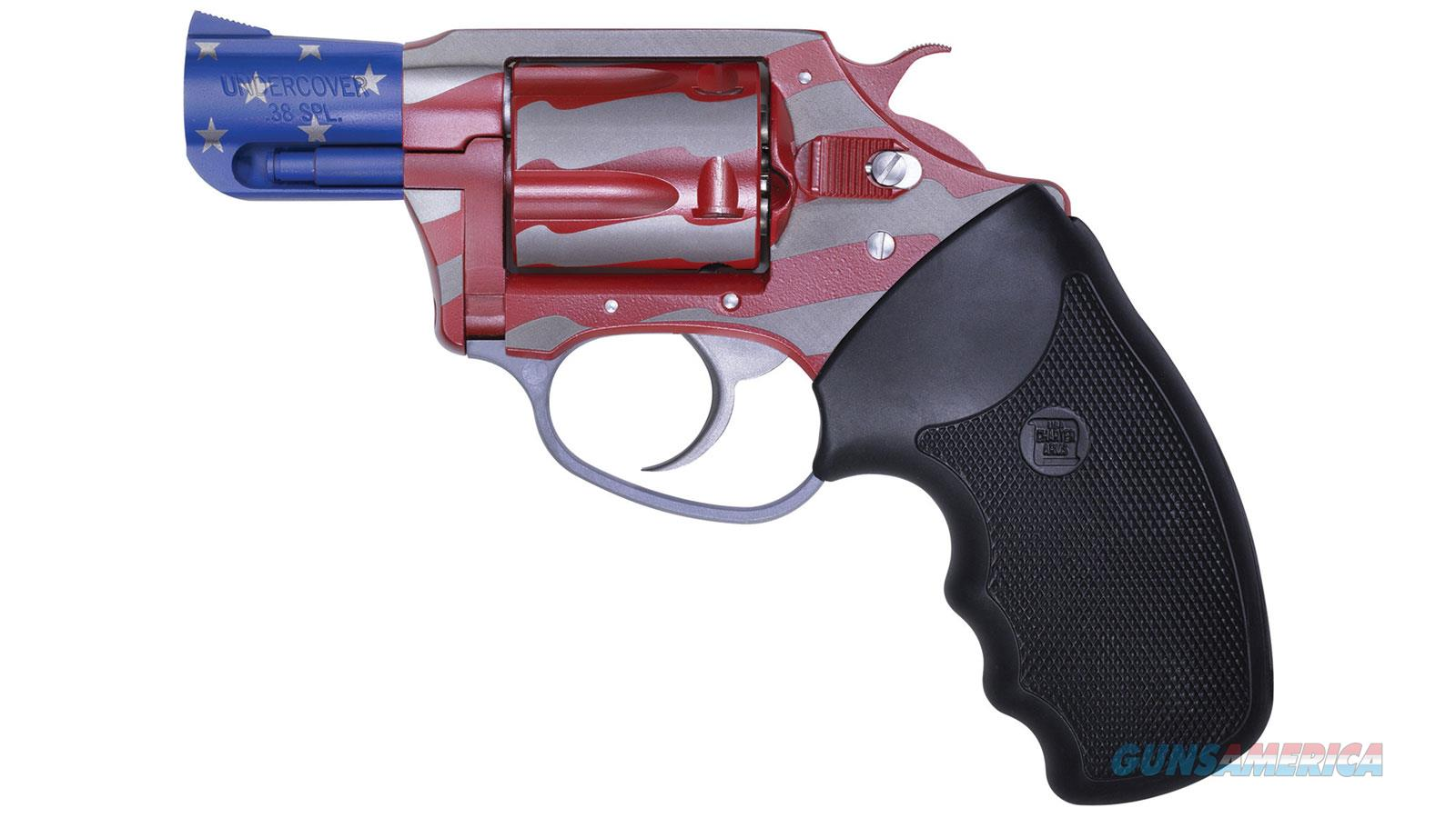 "Charter Arms Old Glory 38Spl  2"" Ss 23872  Guns > Pistols > C Misc Pistols"