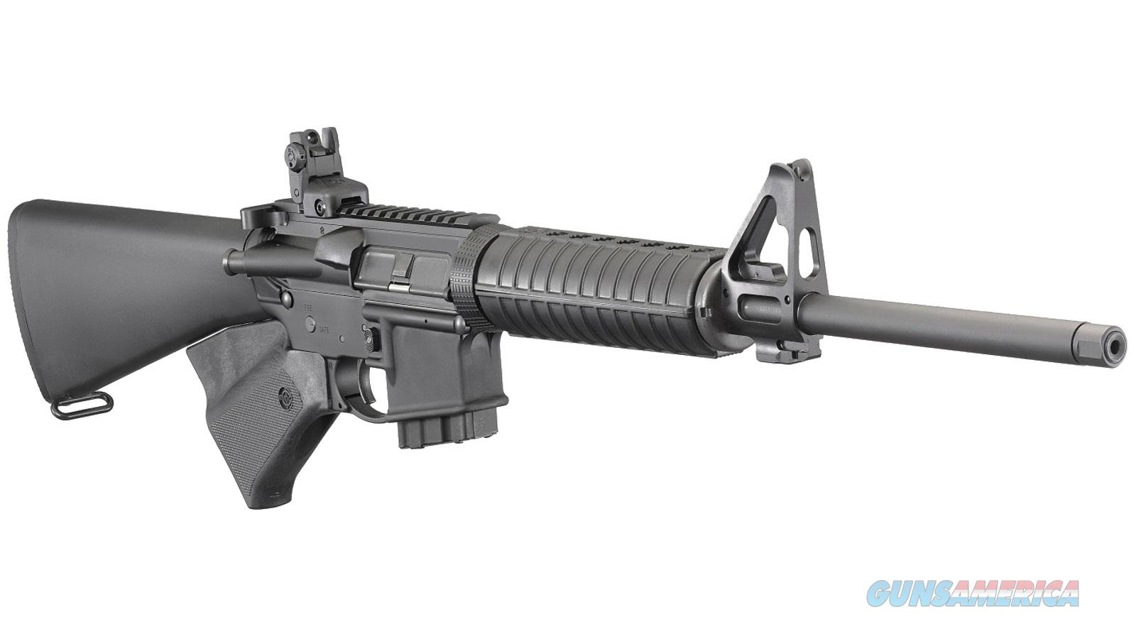 """Ruger Ar-556 Mmgrip 5.56 16.1"""" 8513  Guns > Rifles > R Misc Rifles"""