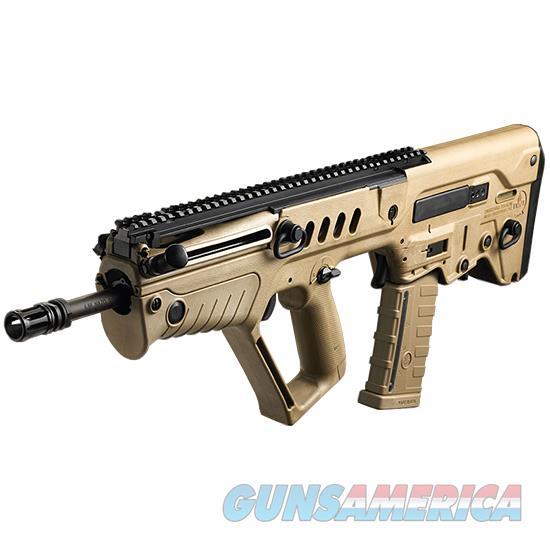 Iwi Usa Tavor Sar Fd16 Fde 300Blk  Full Top Rail 30 TSFD16BLK  Guns > Rifles > IJ Misc Rifles